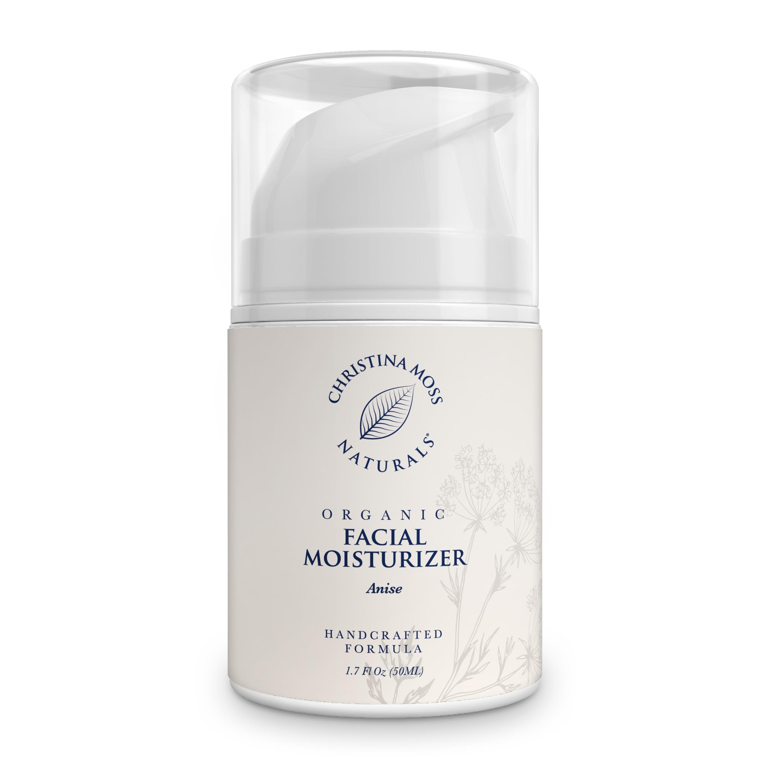 best organic face moisturizer for oily skin