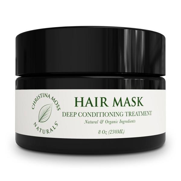 Organic Hair Mask Christina Moss Naturals