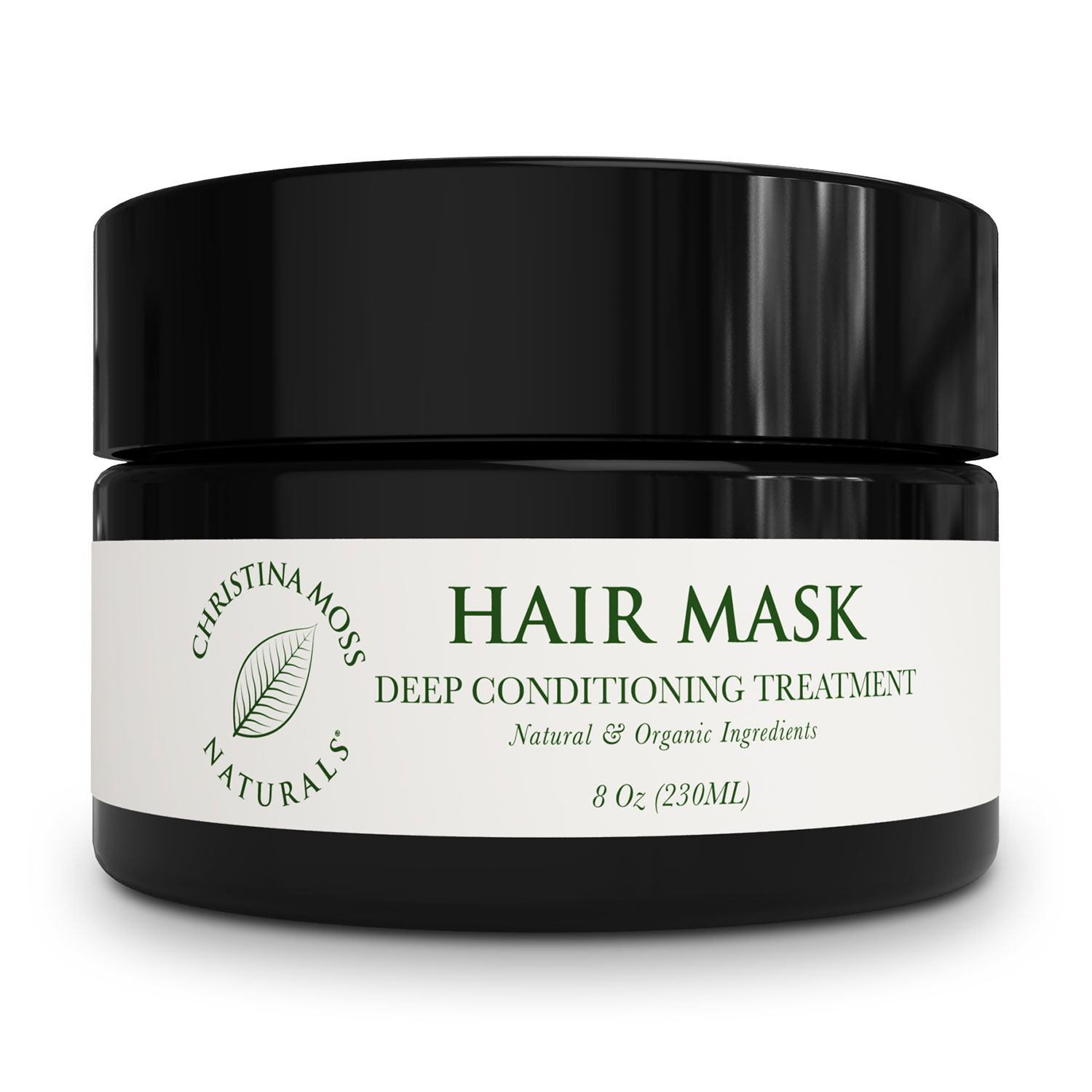 Natural Conditioning Mask For Hair