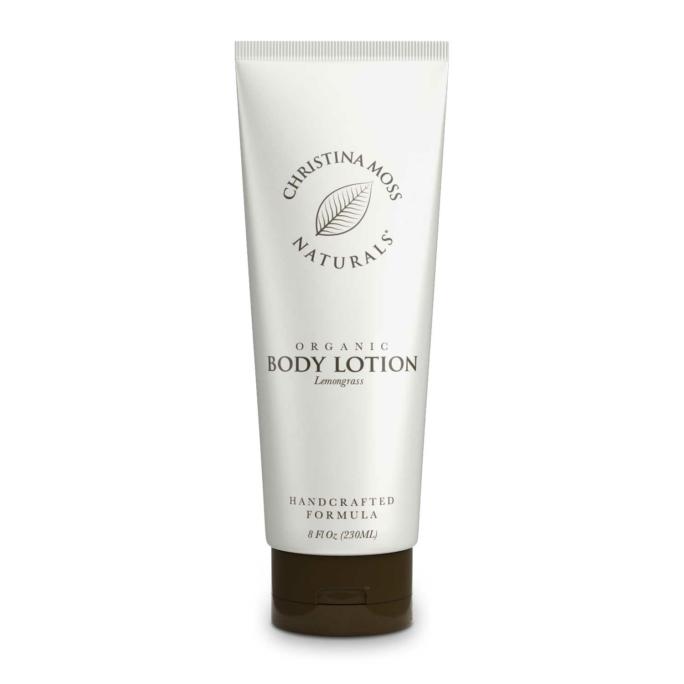 Organic Body Lotion - Lemongrass