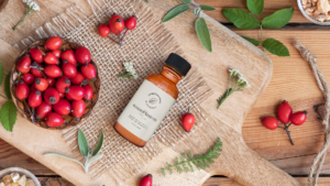 Rosehip Seed Oil By Christina Moss Naturals